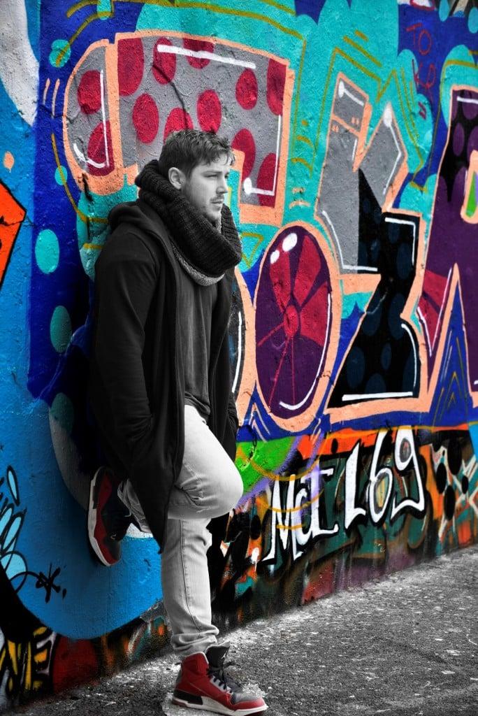 Jeremy Berger Photographie en couleur selective