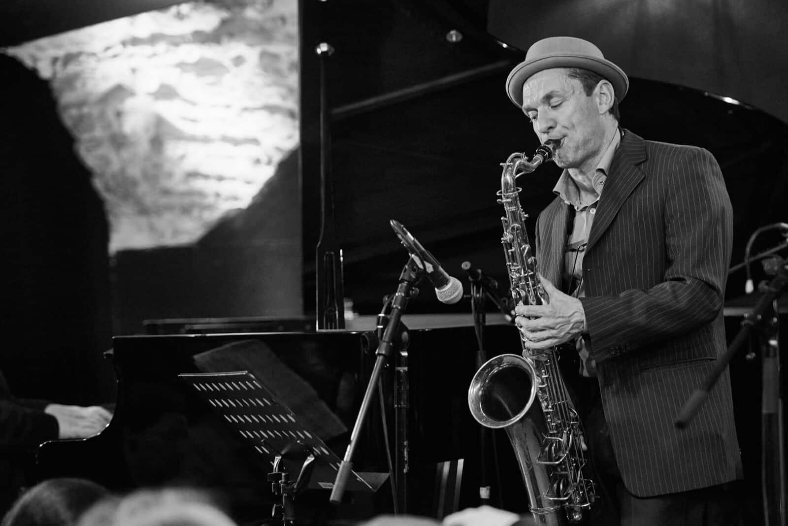 concert saxophone